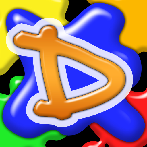 Dapple - Color Mixing, Puzzle Game Fun! app icon
